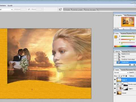 Collage de Imagenes Photoshop.