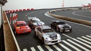 My New RC Drift Car ( Tamiya Ta05 Vers2 BMW M3 ) W