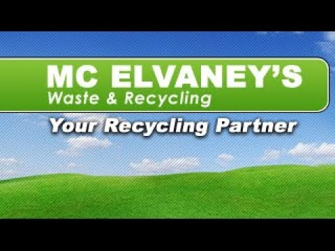 A word with our sponsor (McElvaney Waste & Recycling)