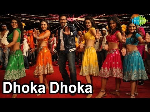 Dhoka Dhoka Official Item Song - Hi