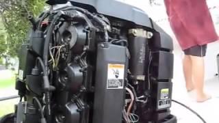 9. Outboard Engine Compression Test Mercury Evinrude Johnson