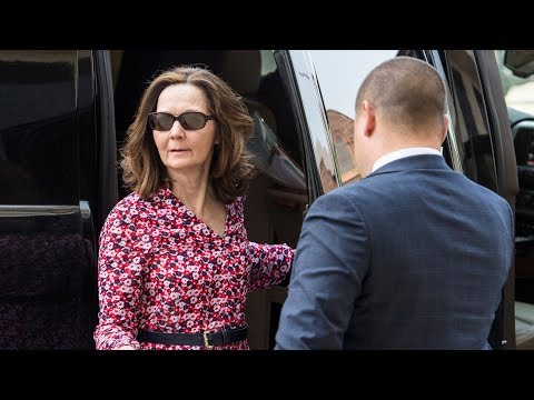 Who Is Gina Haspel She's Trump's Pick For C.I.A. Director | NYT News