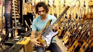 Video Jimi Hendrix Stratocaster brought in by Dweezil Zappa MP3, 3GP, MP4, WEBM, AVI, FLV Juli 2018