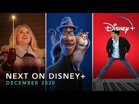 Next On Disney+ - December 2020   Disney+   Now Streaming