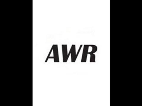 AWR License Crack 2017