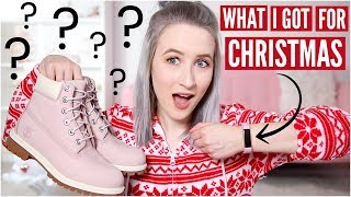 Video WHAT I GOT FOR CHRISTMAS 2017 | Sophie Louise MP3, 3GP, MP4, WEBM, AVI, FLV Januari 2018