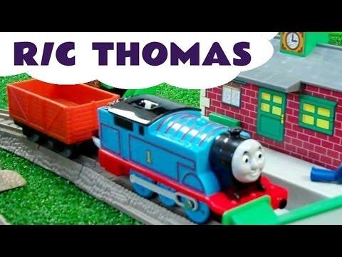 Remote Control R/C Toy Thomas The Train Kids Train Set Thomas And Friends
