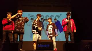 JJCC 1st appearance in the U.S @ Englewood NJ- Bergens Perfroming Arts Theater 7/12/17 Pls no reuploads or use of my vids...