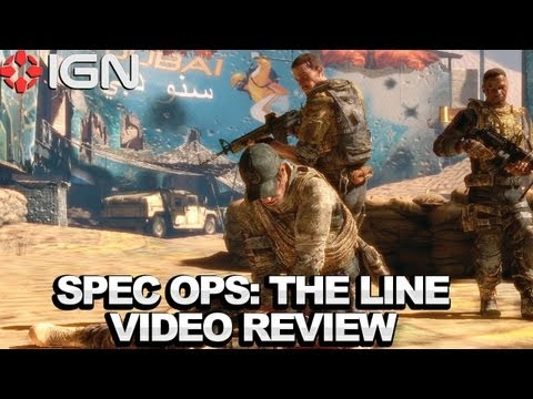 Spec Ops: The Line (CD-Key, Steam, Region Free) Review