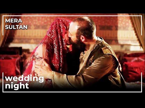 Sultan Suleiman And Hurrem's Wedding Night | Mera Sultan Urdu Dubbed