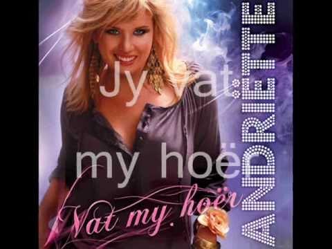 """Andriette Norman -nuwe album """"Vat my hoër"""" 2011 – voorsmakie"""