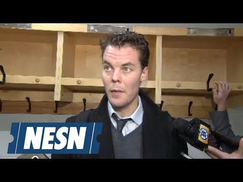 Video: Tuukka Rask: 'I thought we played a pretty solid game'