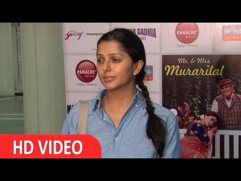 Bhumika Chawla At Star Studded Premiere Of Mr & Mrs Murari Lal