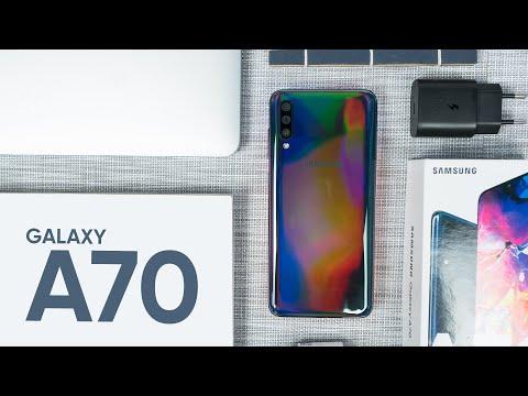 Samsung Galaxy A70 có đáng giá 9 triệu? - Thời lượng: 4 phút và 49 giây.