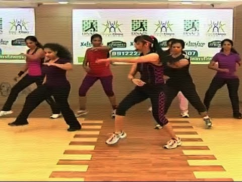Zumba Fitness Dance Workout for Beginners