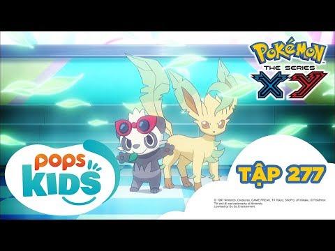 Pokémon Tập 277 -  Trận Đấu Đôi Là Trận Đấu Của Tình Bạn?- Hoạt Hình Pokémon Tiếng Việt  S18 XY - Thời lượng: 21:40.