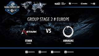ABX vs STARK, game 1