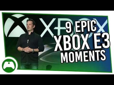 The 9 Most Epic E3 Moments In Xbox History