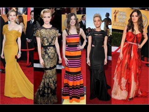 SAG  Awards 2013 Show Highlights