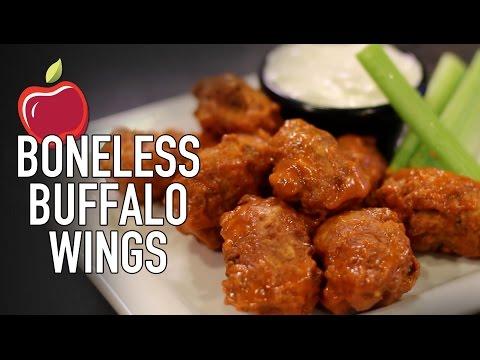 DIY Boneless Buffalo Wings
