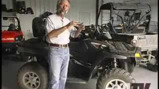 2. ATV Television Test - 2008 Polaris Touring 800 Wrap-up