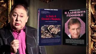 Spot di Lele Mora per Il labirinto femminile di Alfonso Luigi Marra