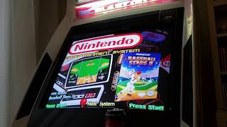 Baseball Stars II [VS Mode/Point Difference/Default Teams] (NES/Famicom Emulated) by JES