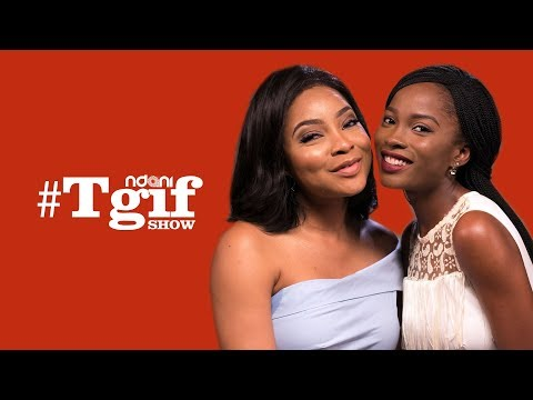 Rumour Has It's  Linda Ihuoma Ejiofor and Jemimah Osunde on the NdaniTGIFShow