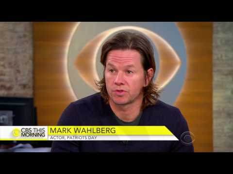 """Wahlberg and Berg on Boston bombing film, """"Patriots Day"""""""