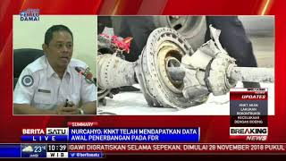 Video KNKT Ungkap Fakta-fakta Jatuhnya Lion Air JT-610 MP3, 3GP, MP4, WEBM, AVI, FLV April 2019