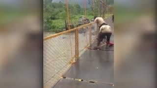 Sempat Viral, Ternyata Satu Jembatan Gantung Sikundo Segera Rampung