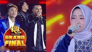 Video Hanya Di MNCTV!! Judika Dan Nisa Sabyan Nyanyikan Lagu Dangdut - Grand Final KDI (2/10) MP3, 3GP, MP4, WEBM, AVI, FLV Desember 2018
