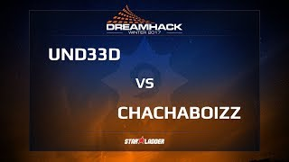 Un33D vs Chachaboizz, game 1