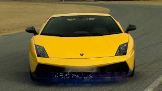 Road Test: 2011 Lamborghini Gallardo Superleggera