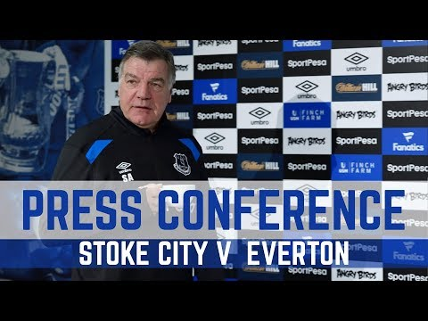 Video: PRESS CONFERENCE: STOKE, SIGURDSSON, KLAASSEN