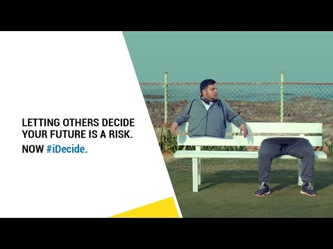Aegon Life Insurance-#iDecide - I choose what's best for my family's future