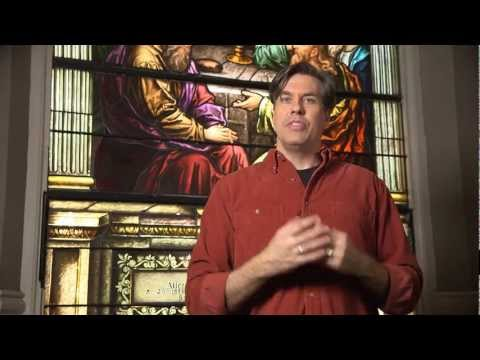 23 | Stained Glass -- Chuck Knows Church