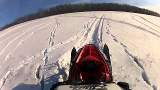 8. polaris pro rmk wide open throttle