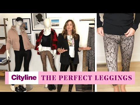 A fail-proof guide to finding your perfect pair of leggings