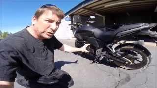 9. 2013 CB500X first impression review + RALLY RAID INFO