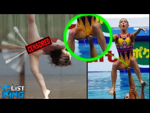 15 Most EMBARRASSING SPORTS PHOTOS | LIST KING