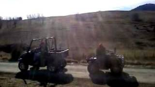 10. Prowler XT 650.VS.Arctic Cat 450