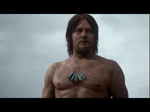 Death Stranding revealed! Here's the first trailer for the new Hideo Kojima game