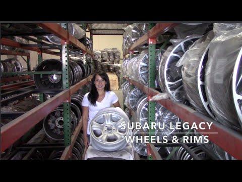 Factory Original Subaru Legacy Rims & OEM Subaru Legacy Wheels – OriginalWheel.com