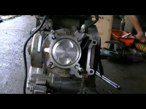 Bore Up Mio Piston 66mm [pemasangan Blok Dan Head]