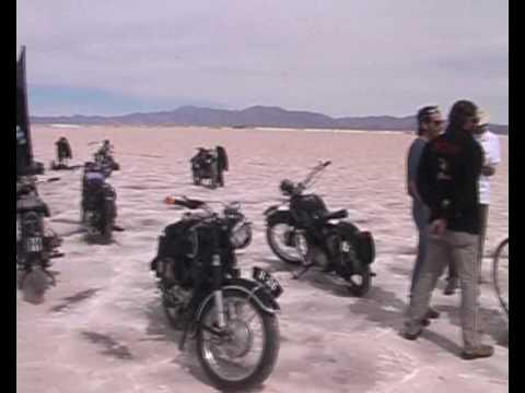 03 - Los Piyus de La Quiaca a Ushuaia en Motos Clasicas - Programa 1 / Bloque 3