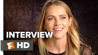 Nonton Lights Out Interview - Teresa Palmer (2016) - Horror Movie Film Subtitle Indonesia Streaming Movie Download
