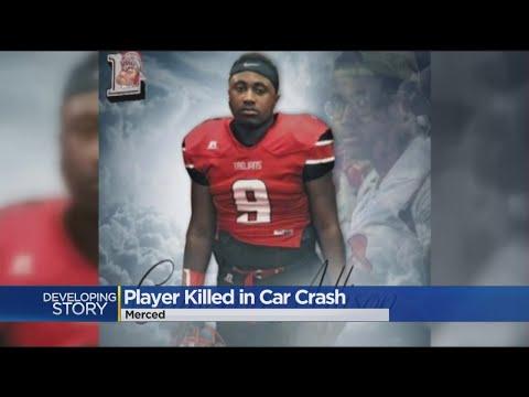 High School Teammates Play For Stockton Senior Killed In Suspected DUI Crash