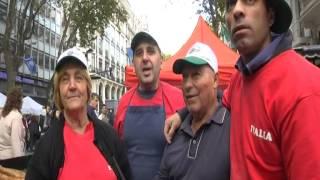 Amendolara Italy  city photos gallery : (Amendolara) Buenos Aires celebra Calabria 2014 (Amendolara)