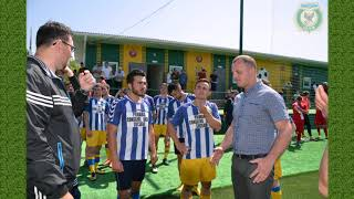 Міжнародний Кубок з футболу Карпатський простір, 04.05.2018